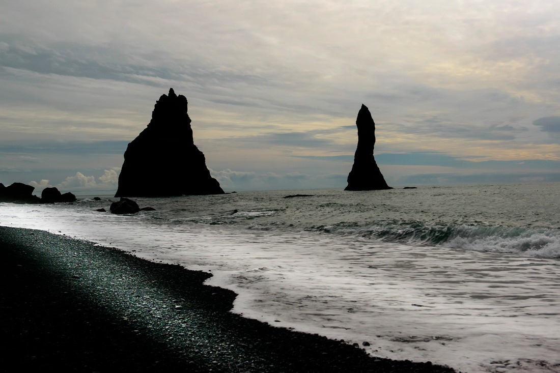 Black Beaches of Vik