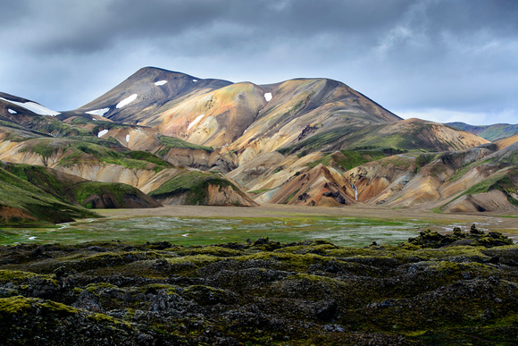 This is Real-Landmannalaugar